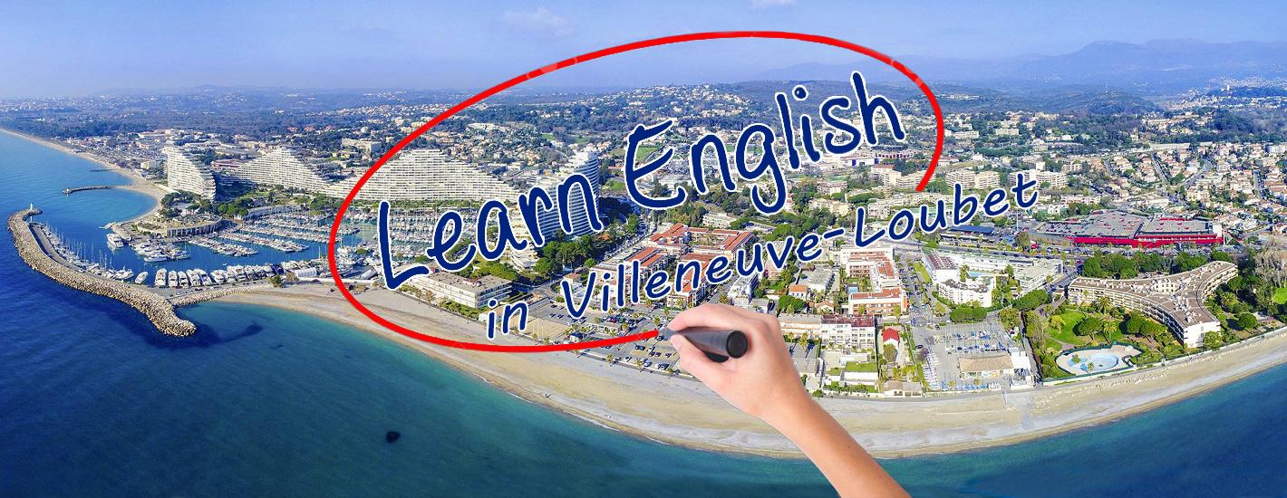 Remise à niveau en Anglais: à Villeneuve Loubet, formations septembre-décembre 2019 / janvier -avril 2020